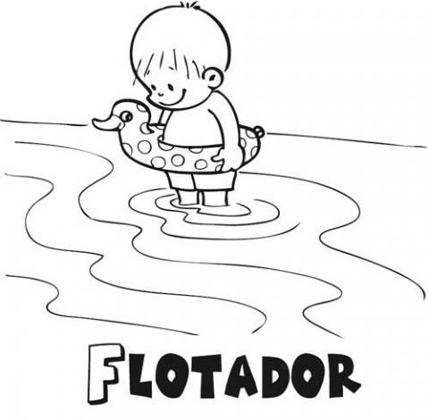 Dibujos para colorear de niños con frío - Imagui