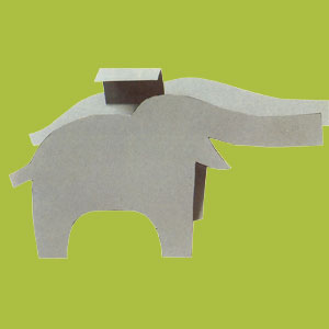 Paper animals paso 2