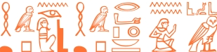 Jeroglífico del nombre Agatón