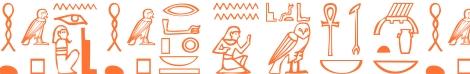 Jeroglífico del nombre Agatónica