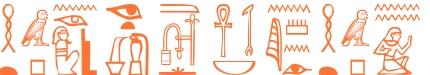 Jeroglífico del nombre Agesilao