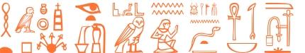 Jeroglífico del nombre Amenofis