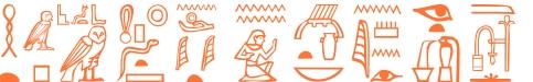 Jeroglífico del nombre Androcles