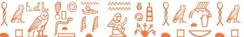 Jeroglífico del nombre Andromaca