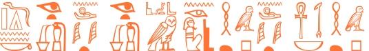 Jeroglífico del nombre Berengaria