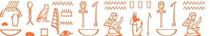Jeroglífico del nombre Caliopio