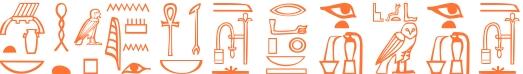 Jeroglífico del nombre Calístenes