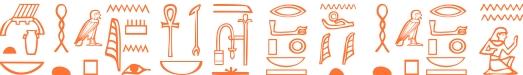 Jeroglífico del nombre Calístrato
