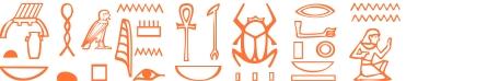Jeroglífico del nombre Calixto