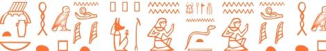 Jeroglífico del nombre Carpófora