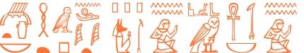 Jeroglífico del nombre Carponio