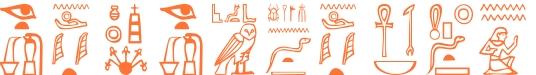 Jeroglífico del nombre Ermenfrido