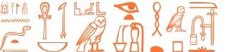 Jeroglífico del nombre Fineas