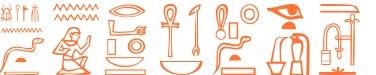 Jeroglífico del nombre Fotides