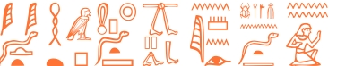 Jeroglífico del nombre Hadulfo