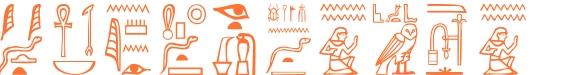 Jeroglífico del nombre Hildefonso