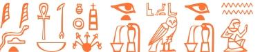 Jeroglífico del nombre Himeneo
