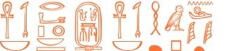 Jeroglífico del nombre Itziar