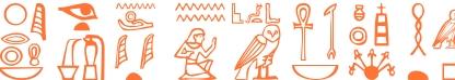 Jeroglífico del nombre Jerónima