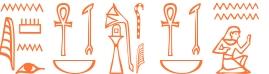 Jeroglífico del nombre Livio