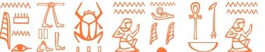 Jeroglífico del nombre Luxorio