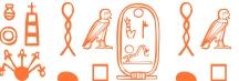 Jeroglífico del nombre Maya