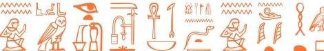 Jeroglífico del nombre Onesífora