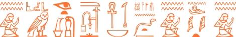 Jeroglífico del nombre Onesíforo