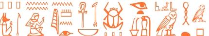 Jeroglífico del nombre Polixena