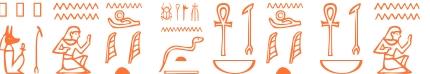 Jeroglífico del nombre Porfirio