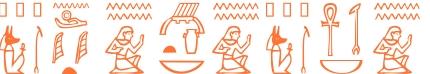 Jeroglífico del nombre Procopio