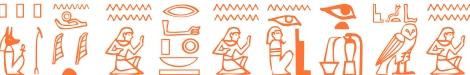 Jeroglífico del nombre Protógeno