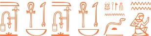 Jeroglífico del nombre Sísifo