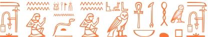 Jeroglífico del nombre Sofonías
