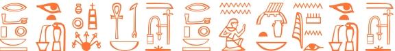 Jeroglífico del nombre Temístocles