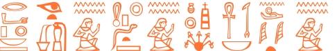 Jeroglífico del nombre Teodomiro