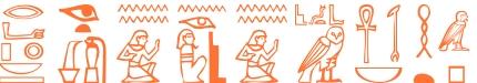 Jeroglífico del nombre Teogonia