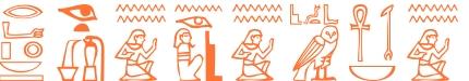 Jeroglífico del nombre Teogonio