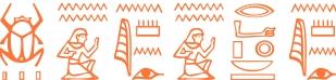 Jeroglífico del nombre Xólotl