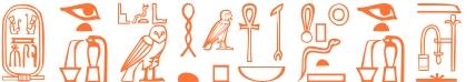 Jeroglífico del nombre Zenaides