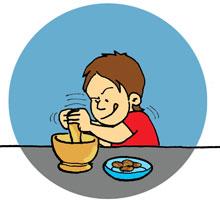 Horchata Receta Tradicional Para Niños