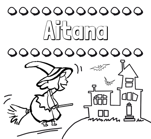 Nombre Aitana, origen y significado