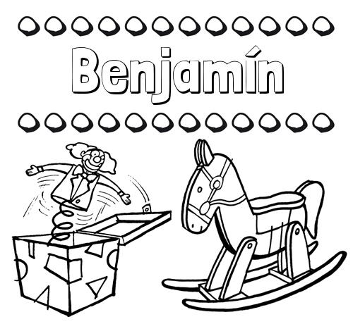 Nombre Benjamín, origen y significado