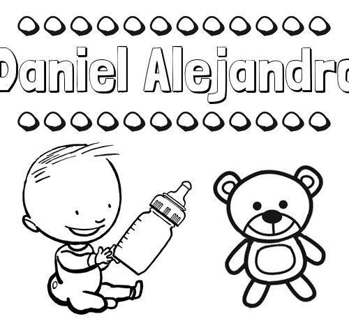 Nombre Daniel Alejandro, origen y significado