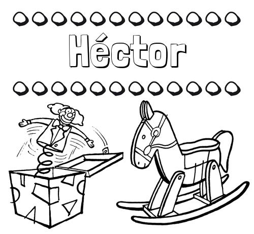 Nombre Héctor, origen y significado