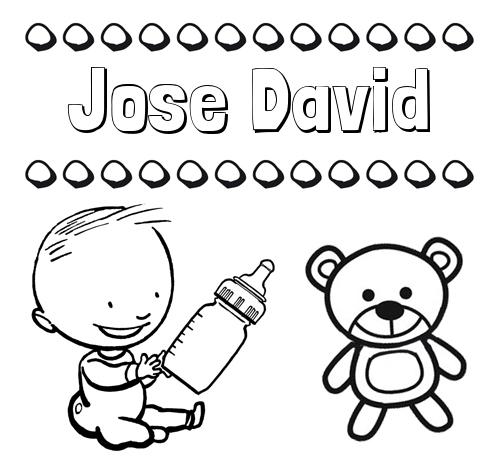 Nombre Jose David, origen y significado