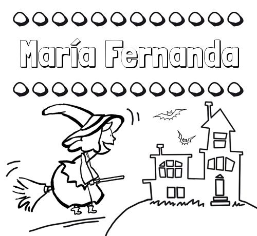 Nombre María Fernanda, origen y significado