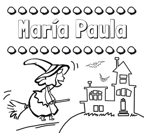 Nombre María Paula Origen Y Significado