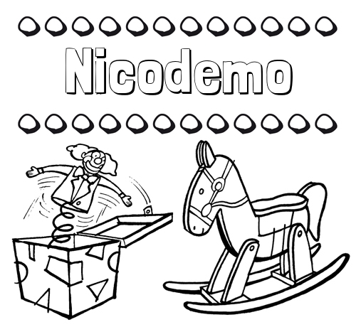Nombre Nicodemo, origen y significado