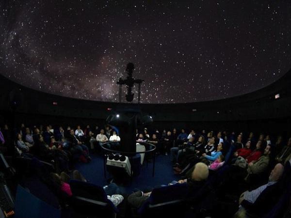 Planetario, Madrid